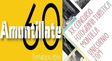 XX CONCURSO FOTOGRAFÍA TURÍSTICA UNICORNIO 2019 Y II CONCURSO DE MICROCINE 2019 «AMONTÍLLATE 60»