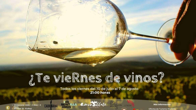 ¿Te VieRnes de Vinos ?